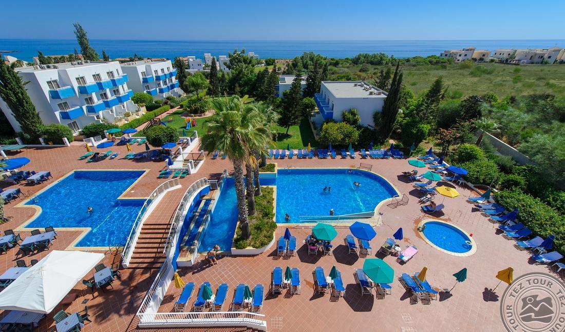 Парамаунт отель апартамент кипр