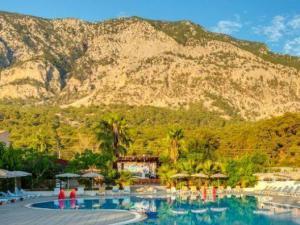 Magic Sun Hotel Kemer Turciya Opisanie Fotogalereya I Tury V Otel Tez Tours