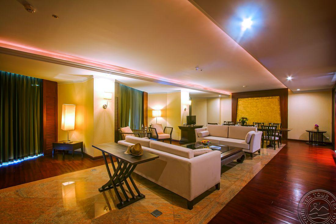 LONG BEACH GARDEN HOTEL & SPA - Паттайя - Таиланд - описание ...